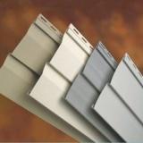 广西岗亭外墙装饰板PVC共挤材质厂家直供