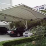 丽水停车棚 江苏膜结构停车棚订做可上门服务