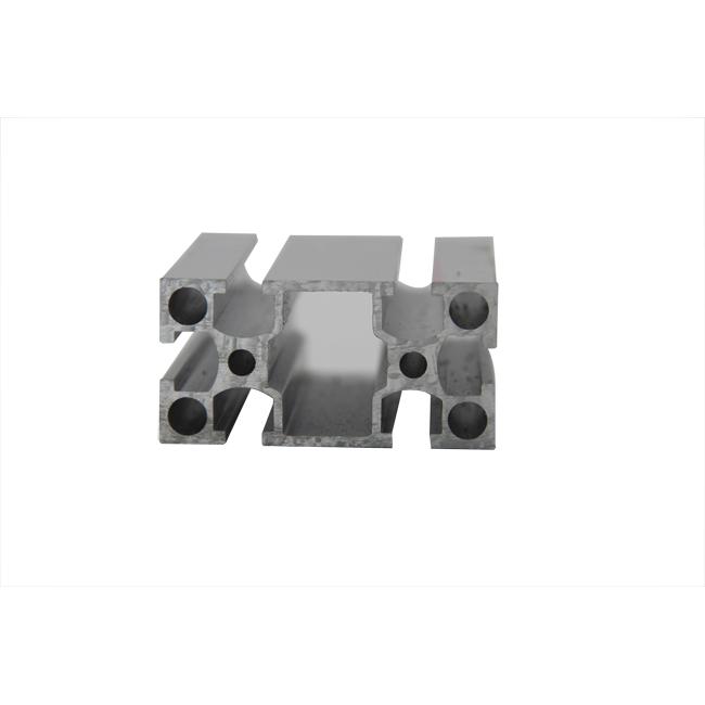 兴发铝业供应挤压铝型材6063铝材定制开模