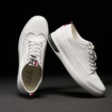 小白鞋厂家贴牌加工休闲鞋低帮鞋小白鞋休闲鞋一件代发