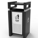 户外垃圾桶系列HW-0036图片
