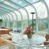 钢结构阳光房 搭建阳光房