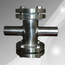直销SG-YL视镜标准|压力容器视镜直销|316不锈钢对夹视镜商家|来图定做法兰视镜图片