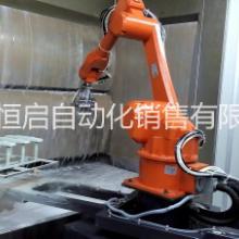 替代人工自动化的设备工业机器人机械手6轴焊接机械手图片