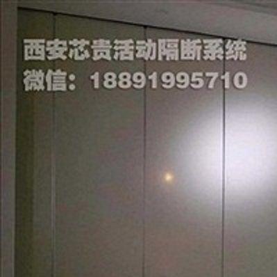 西安厂家100型实验室钢芯防火移动隔断专业定制