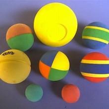 厂家供应EVA海绵球 EVA彩色海绵球 供应 EVA海绵球 EVA沐浴球