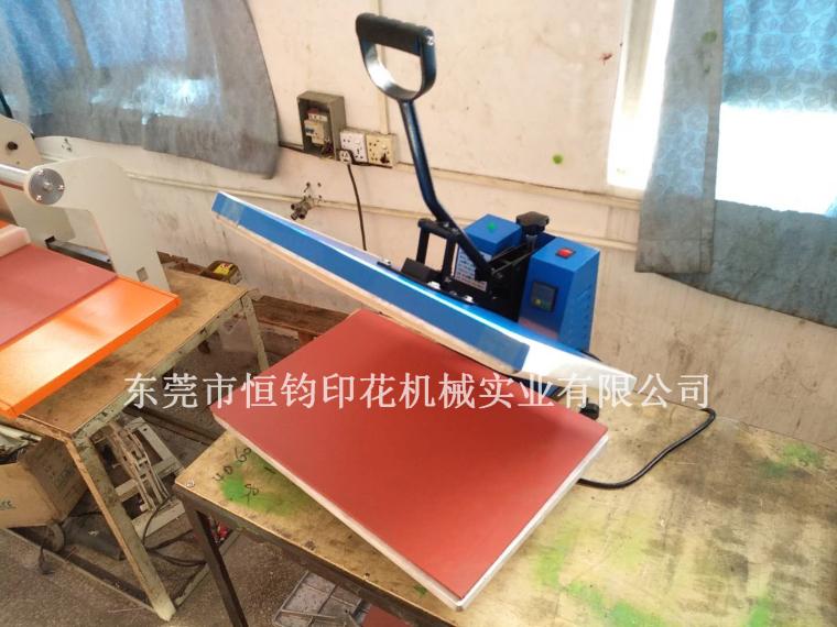 高压平板热转印t恤烫印机 热转印机器38*38烫钻机DIY机烫画