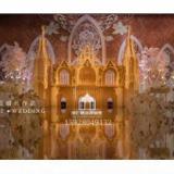 欧式拱门泡沫雕塑定制5连拱形婚礼舞台布置道具罗马柱婚庆泡雕