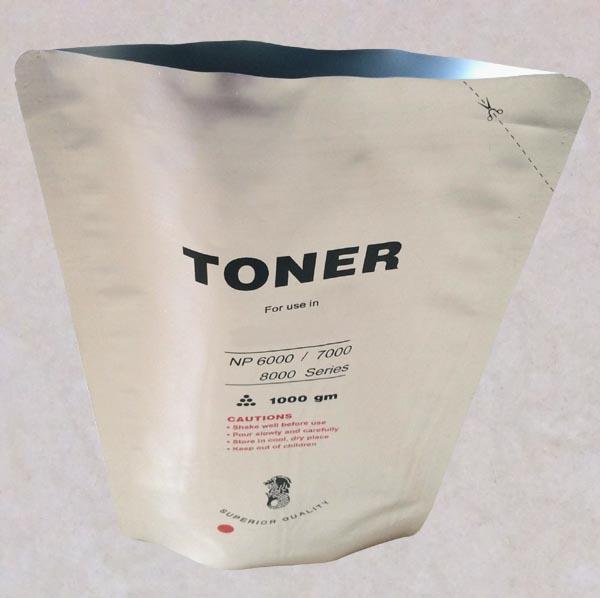 厂家批发 碳粉铝箔袋钴粉金属粉末铝箔包装袋