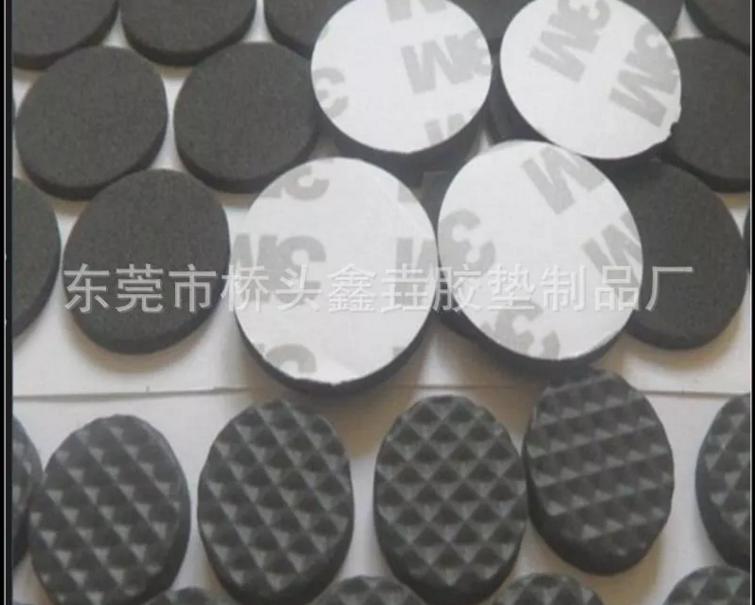 环保硅胶片材加工 硅胶胶垫批发 加工定做硅胶脚垫 防滑减震自粘硅胶胶垫厂家3m模切硅胶厂家