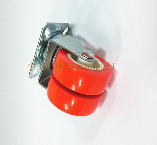 中山双轮万向轮批发  双轮万向轮 双轮万向轮定制 双轮万向轮生产厂家 双轮万向轮直销