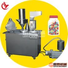雷粤-粉末灌装机 半自动胶囔填充机药粉灌装机 半自动胶囔填充机批发