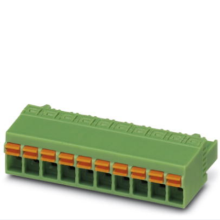印刷电路板连接器 - FKCN 2,5/ 7-ST-5,08 德国原装菲尼克斯印刷电路板连接器批发
