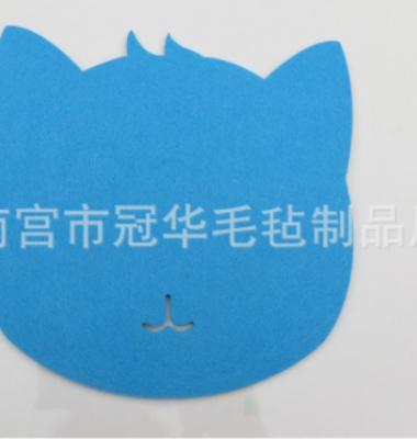 毛毡鼠标垫图片/毛毡鼠标垫样板图 (3)
