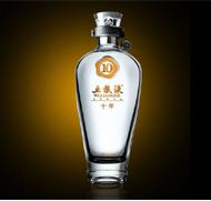 供应四川优质玻璃酒瓶