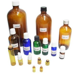 吸管型精油瓶图片