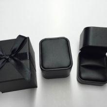 PU戒指盒-广东PU戒指盒厂家直销-深圳PU皮戒指盒定做-广东PU皮戒指盒批发价格批发