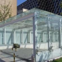 江苏玻璃雨棚 苏州玻璃雨棚直销  扬州玻璃雨棚厂家批发