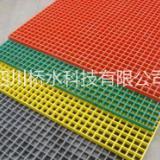 四川桥水科技玻璃钢承载格栅