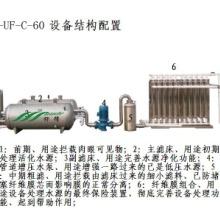 自来水厂大型河水净化设备∣河水过滤处理设备