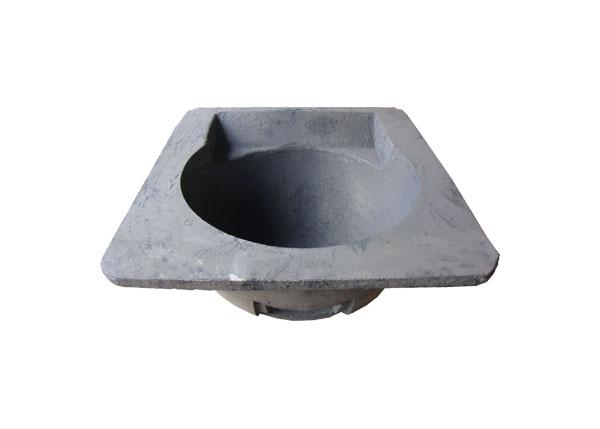 电解铝打灰机铝灰分离机搓灰锅铸件小盒卡具机床铸件搅拌掌钢铝复合焊块