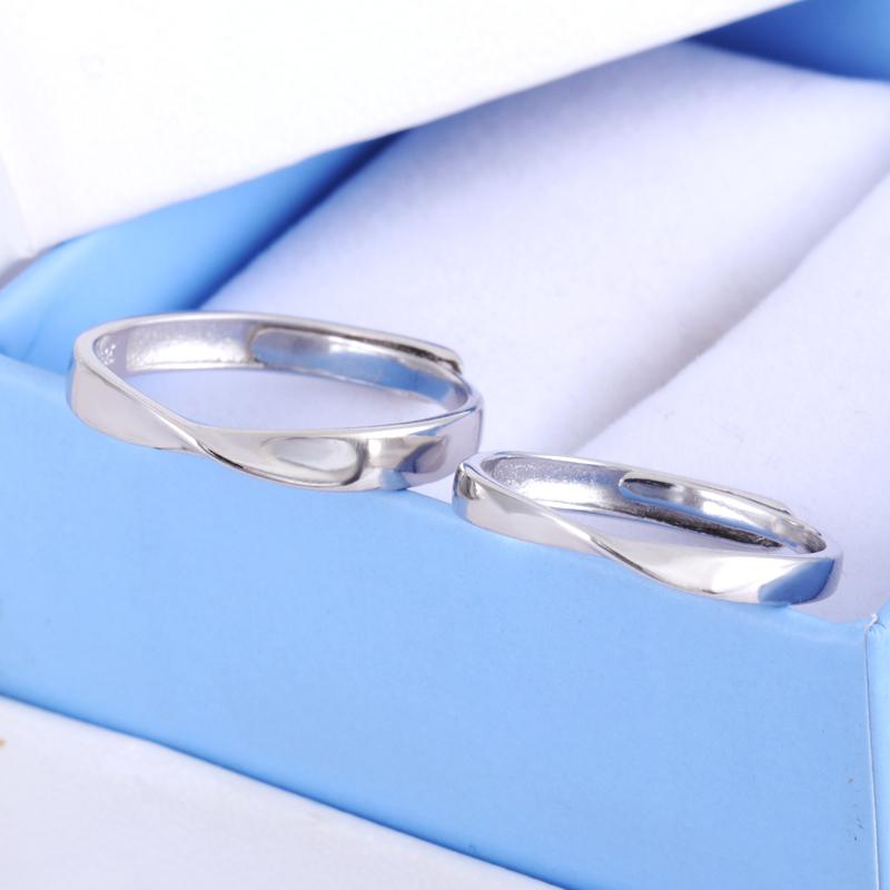 莫比乌斯情侣戒指 情侣戒指直销 莫比乌斯戒指直销 情侣戒指供应商 莫比乌斯戒指 情侣对戒价格