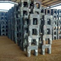 电解铝氧化铝用电解铝用阳极钢爪