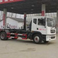 摆臂式垃圾车价格 用途 程力威牌垃圾车 摆臂式垃圾车工作原理 CLW5180ZXXD5型车厢可卸式垃圾车