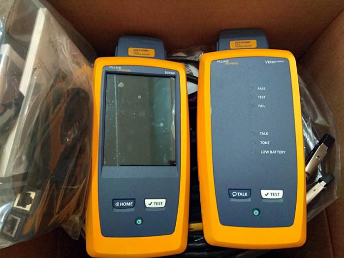 福禄克线缆测试仪DSX2-8000  介绍