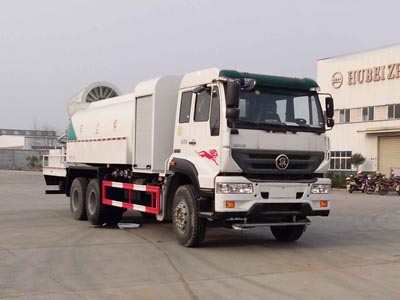 程力威牌抑尘车价格程力威牌CLW5251TDYE5型多功能抑尘车 抑尘车价格 用途 抑尘车工作原理