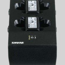 SHURE 舒爾 SBC200 雙插座充電站 舒爾話筒批發零售 舒爾鵝頸話筒麥克風 專業會議無線話筒麥克風 專業會議話筒圖片