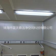 彩钢板安装工程珠海中山江门彩钢板安装工净化厂房装修洁净空调工程批发