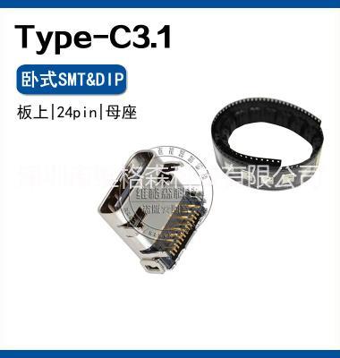 USB TYPE-C3.1 沉板图片/USB TYPE-C3.1 沉板样板图 (1)