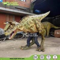恐龙表演服 恐龙表演服定做 恐龙服新款模型 高品质牛龙表演服制作出租 恐龙表演服定制 恐龙表演服出租