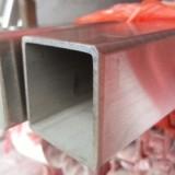 304材质不锈钢厚壁方管 五金制品方管