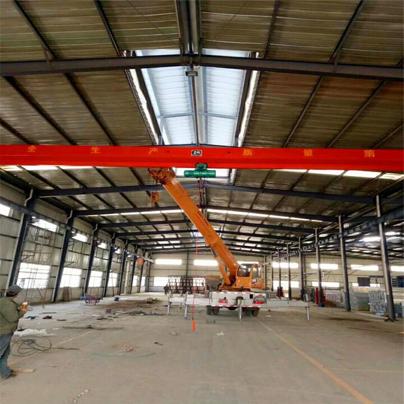 厂家定制单梁行车3吨 单梁起重机10吨 单梁起重机5吨规格齐全