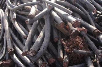 宁波市熊猫二手电缆线回收价格 余姚熊猫电缆线专业回收