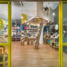【奶茶店设计效果图】名设网奶茶店设计使用小技巧