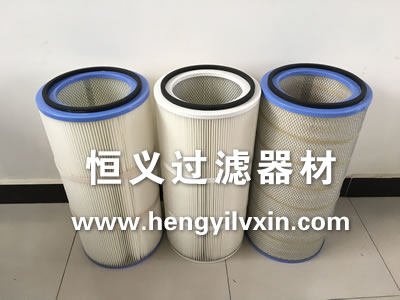 350*660防油防水除尘滤筒加工定做批发厂家【恒义】