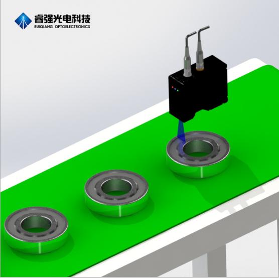 激光轮廓传感器,可应用在缺陷检测,平面度检测,轮廓跟踪检测  3D激光轮廓扫描传感器  线激光