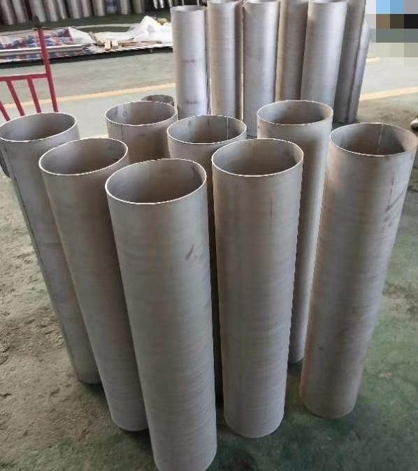 325*3*2000钛焊接管道