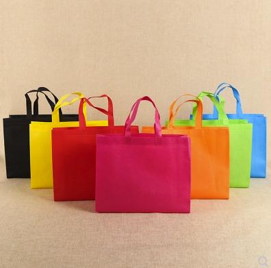 环保袋无纺布袋 高承重立体全热合工艺手提袋 支持定制