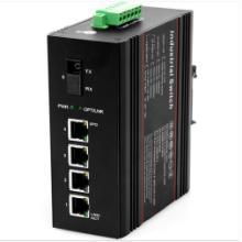 工业级非管理型一光四电交换机  光四电交换机批发 一光四电工业级交换机 以太网网络设备