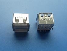 USB 双层AF 短体 180度批发