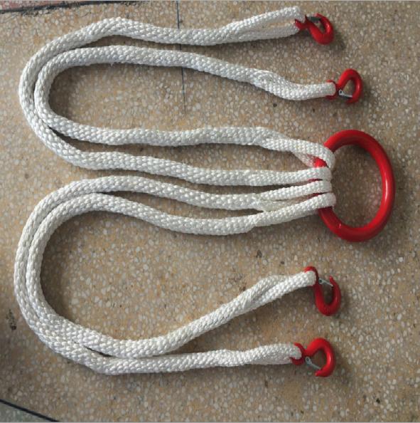 2吨1吨3吨5吨尼龙吊绳 两头扣销售