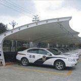 江苏膜结构,停车棚工程 充电桩停车棚工程  体育看台景观棚 膜结构车棚
