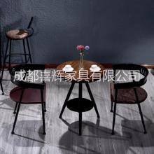 工业风餐桌椅批发