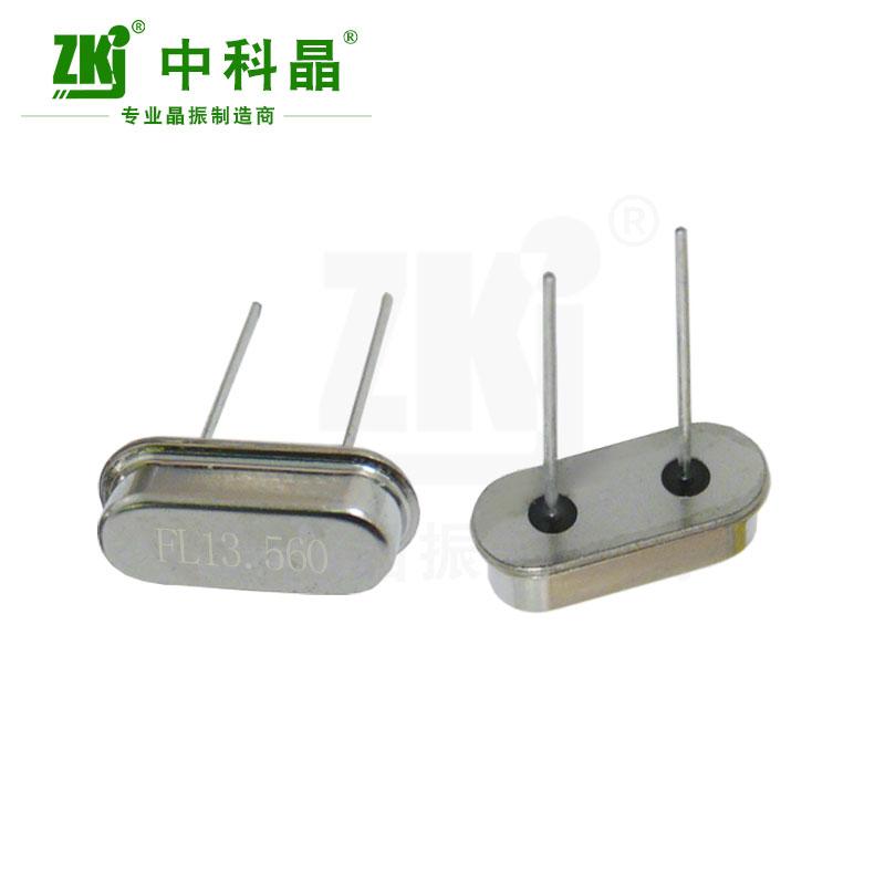 厂家供应插件 49S 13.560MHz谐振器 石英晶振