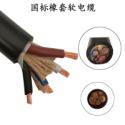 橡套电缆YZ二芯4平方图片