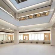 商城中庭铝单板图片